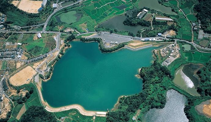 大池取水塔